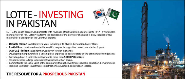 Investing in Pakistan